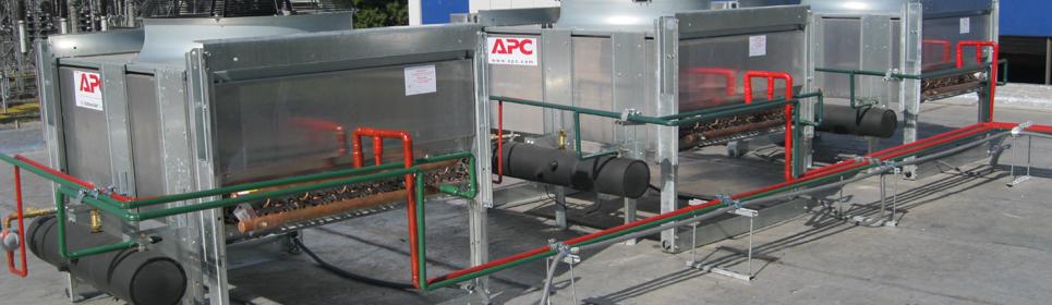 Tecnofrio aires refrigeracion comercial e industrial for Humidificador aire acondicionado
